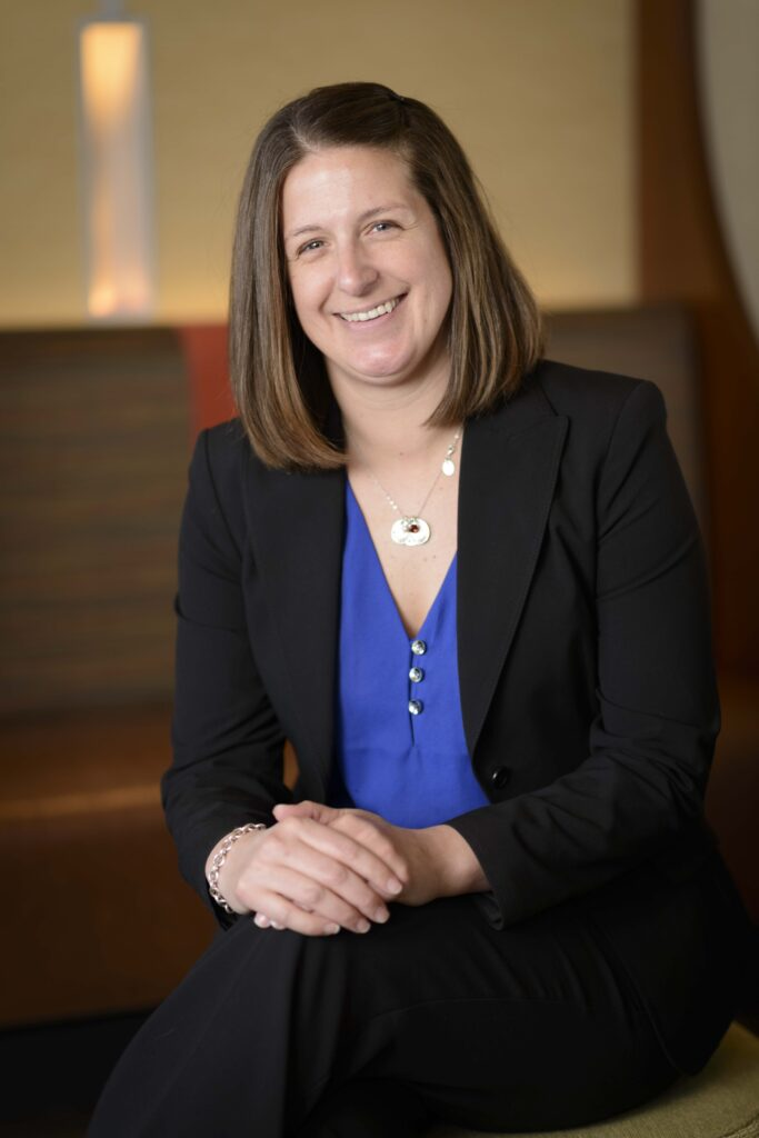 Leslie (Bolt) Roberts, MA, LLP, LPC Doctoral Candidate